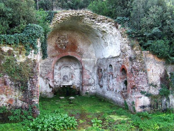 Villa Aldobrandini Via Cassia