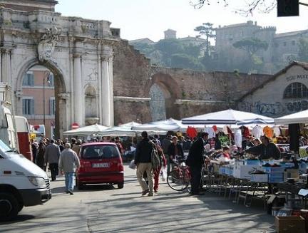 Mercatini a roma e nel lazio 2012 for Mercatini usato roma