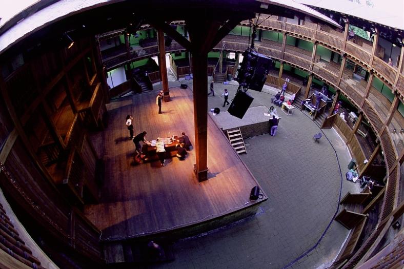 Silvano Toti Globe Theatre prince