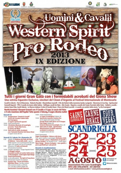 Western Spirit Pro Rodeo
