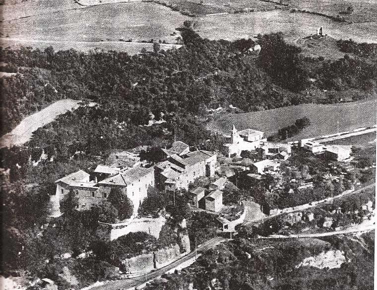 Isola Farnese Alto 1960