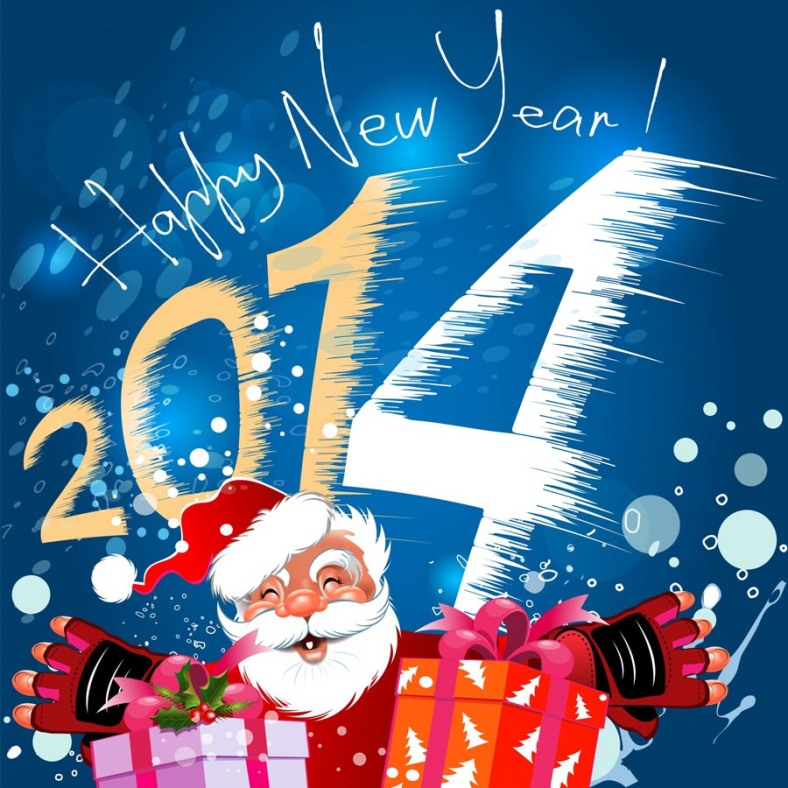 Free-Greetings-Cards.-Merry-Christmas-2014-Happy-New-Year-1