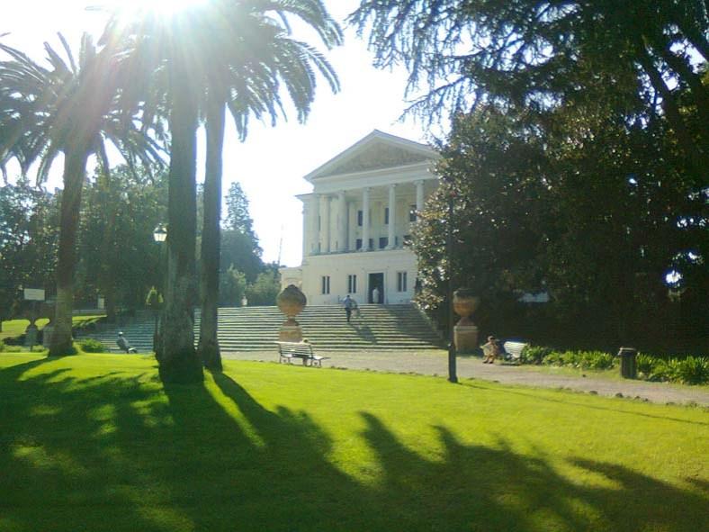 Villa Torlonia. Casino Nobile3