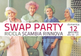 Fusolab swap party d'inverno