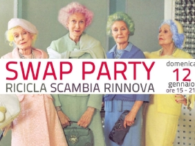 Fusolab swap party d'inverno
