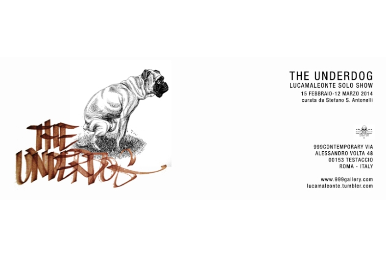 lucamaleonte-the-underdog-at-999gallery