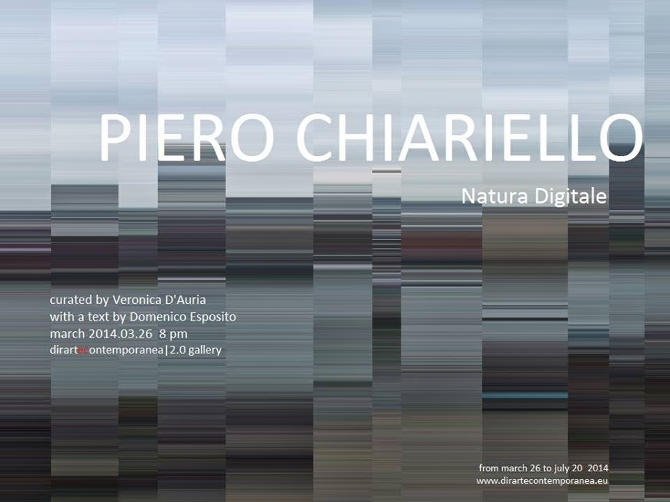Natura Digitale - Piero Chiarello-747737