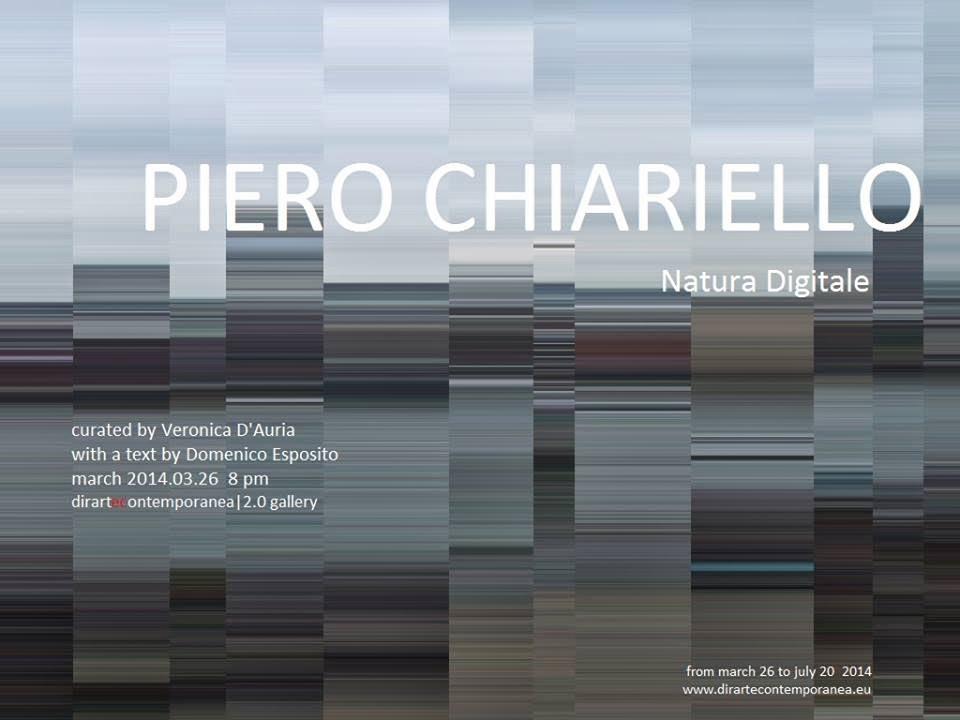 Natura Digitale - Piero Chiarello-747737