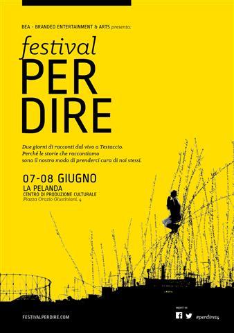 manifesto festival Per Dire (Small)