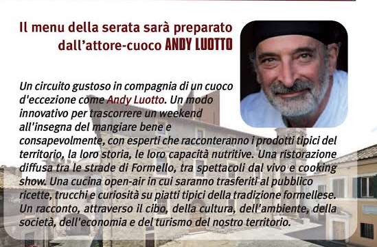 andy luotto formello