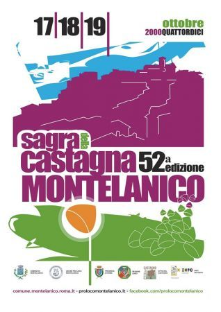 festa castagna montelanico
