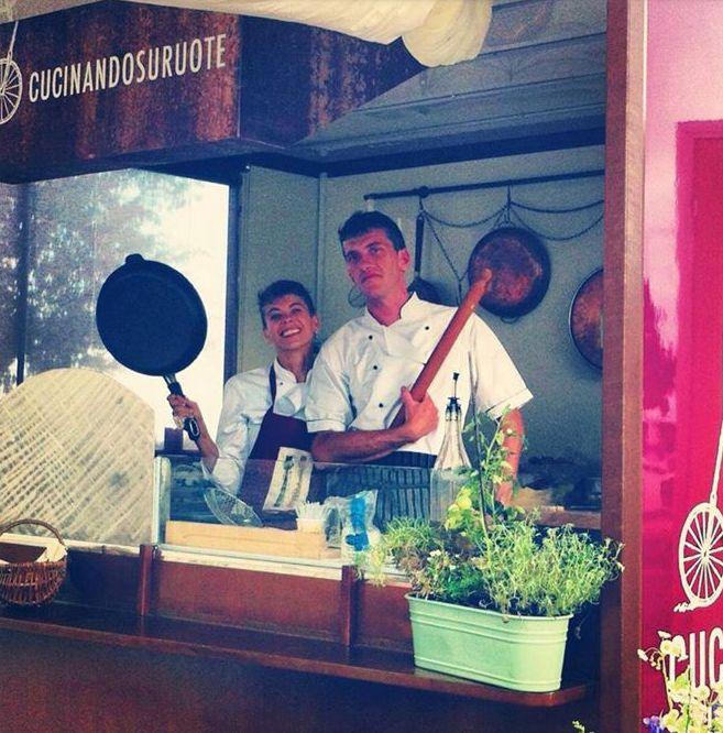 Canapa Mundi_Cucinando su due ruote