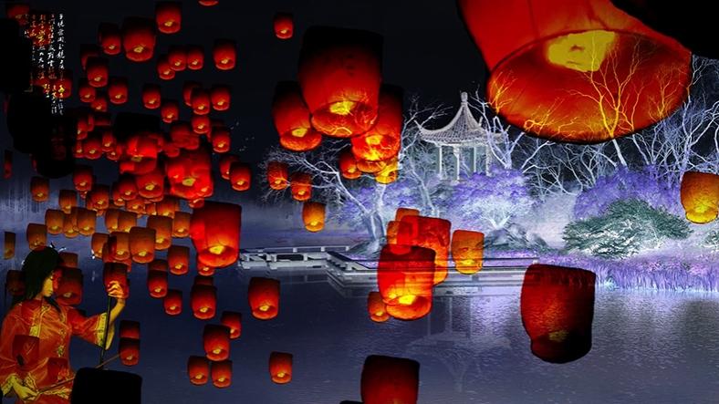 Lino Strangis, Chinese visualizations, 2013, 7'30'',