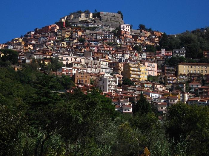 Rocca di Papa veduta
