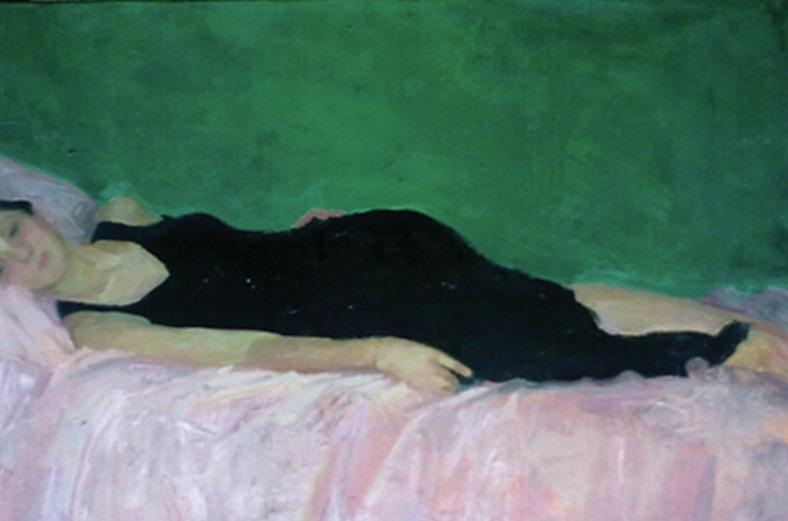 mostra di anastasia kurakina - la danza del sogno
