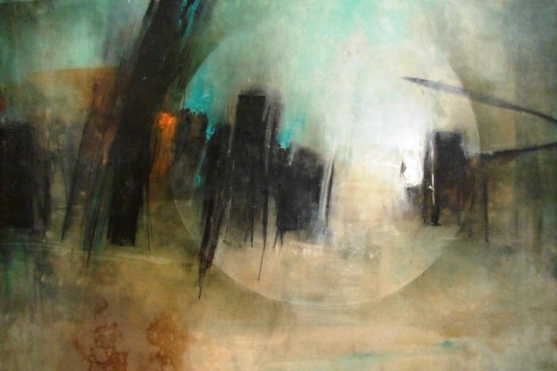 cheikh zidor  - dans l'ombre de soi. il caleidoscopio dell'interiorità