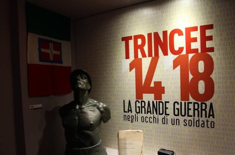 """la grande guerra negli scatti di luigi marzocchi- riapre al pubblico la mostra """"trincee '14-'18"""""""