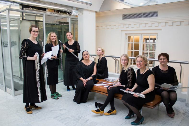 The Icelandic Flute Ensemble