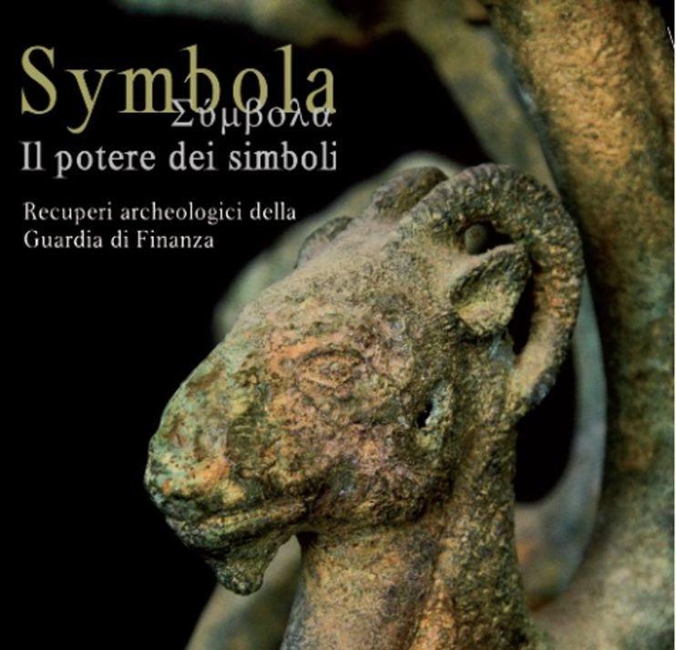 symbola. il potere dei simboli recuperi archeologici della guardia di finanza