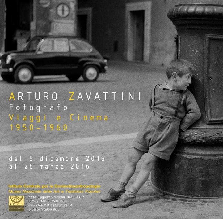 az - arturo zavattini fotografo - viaggi e cinema, 1950-1960